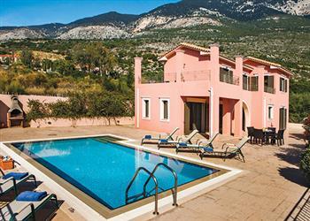 Villa Provenzo in Kefalonia
