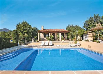 Villa Puig Petit in Mallorca