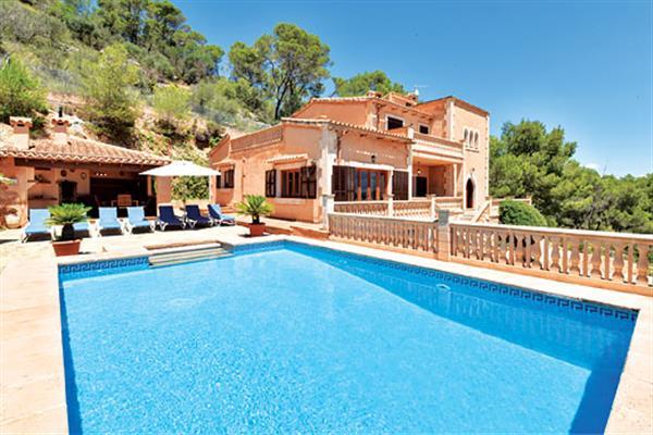 Villa Puig de sa Figuera in Mallorca