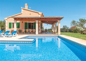 Villa Quatrecamins in Mallorca