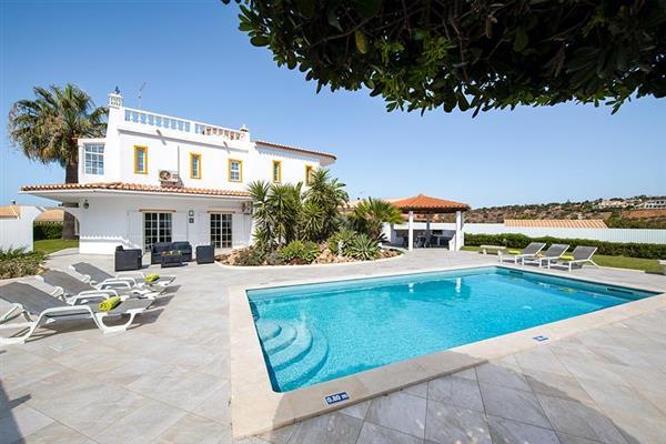 Villa Quatro Ventos, Sao Rafael, Algarve