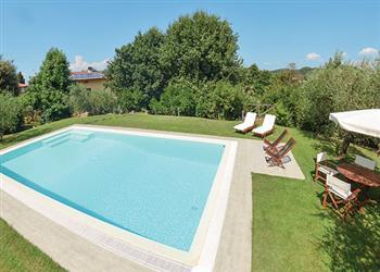 Villa Quercia in Italy