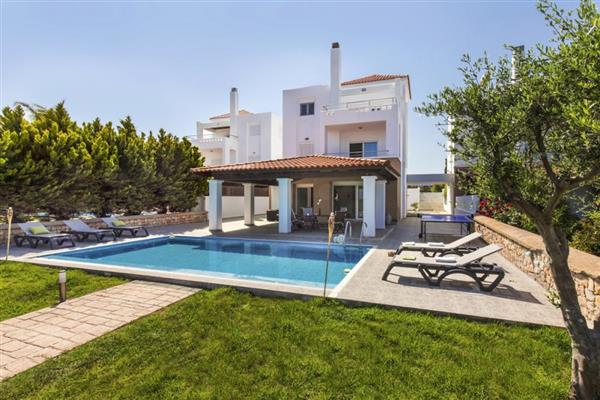 Villa Radon in Southern Aegean