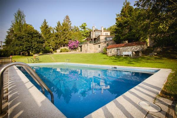 Villa Ramallosa in Pontevedra