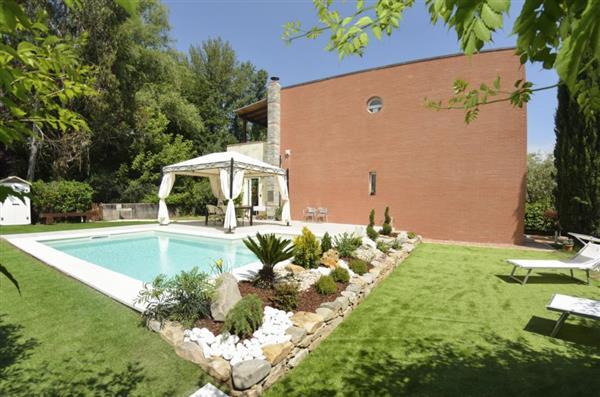 Villa Ramnali in Provincia di Lucca