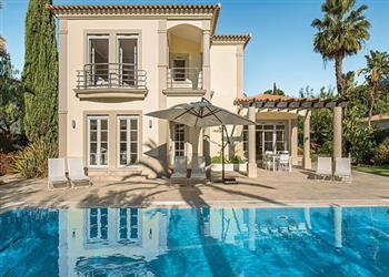 Villa Ramoa in Portugal