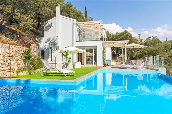 Villa Rana in Ionian Islands