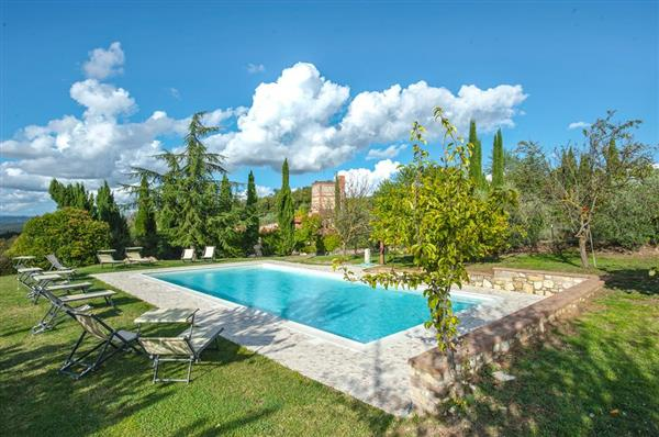 Villa Rapolano from Oliver's Travels