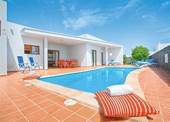 Villa Raquel in Lanzarote