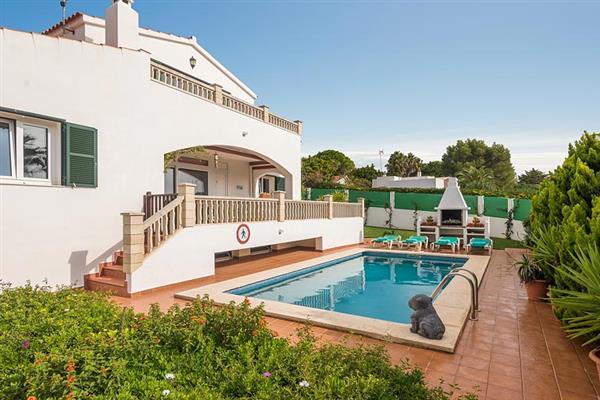 Villa Rasen in Menorca