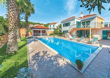 Villa Rasotica in Croatia