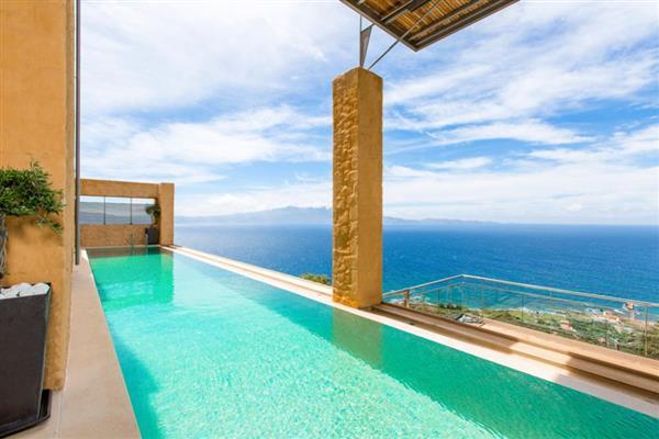 Villa Ravdoucha Eleni in Crete