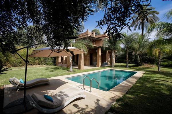 Villa Rayan in Marrakech