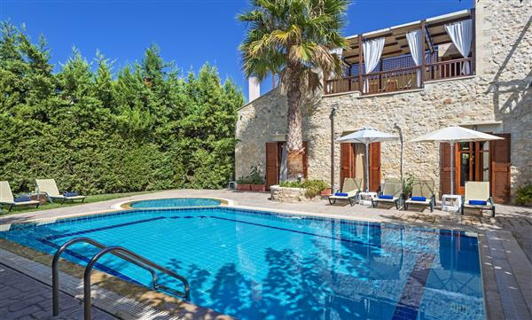 Villa Raymond in Rethymnon, Crete