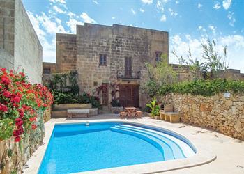 Villa Razzett Cora in Gozo