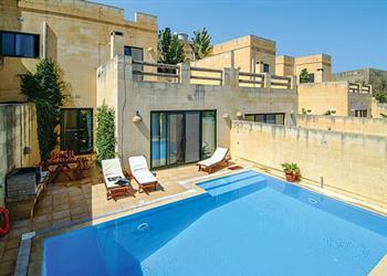 Villa Razzett Tikka in Gozo