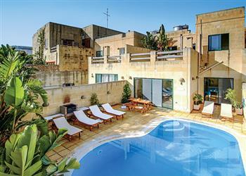 Villa Razzett Ziffa in Gozo