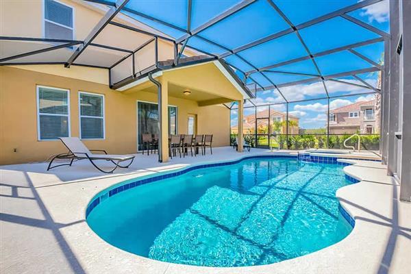 Villa Reagan in Florida