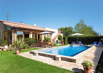 Villa Reconet in Mallorca