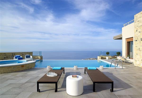 Villa Reed in Crete
