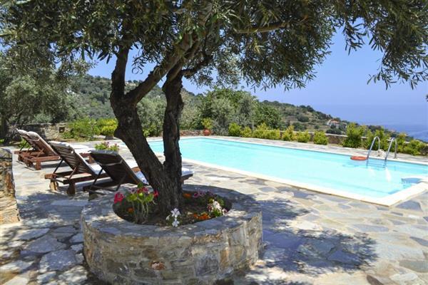 Villa Reginos in Thessalia