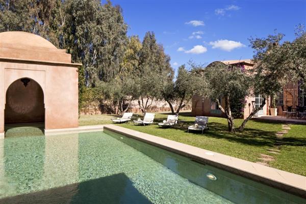 Villa Rehana in Marrakech