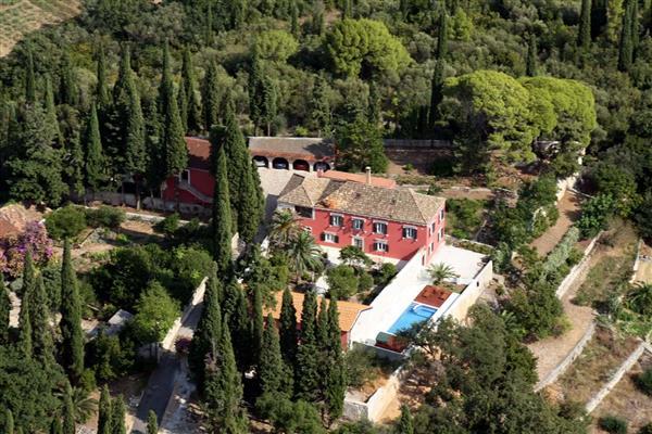 Villa Renaissance in Općina Župa Dubrovačka