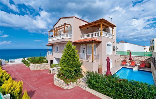 Villa Rethymno in Crete