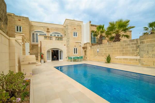 Villa Rhan in Gozo