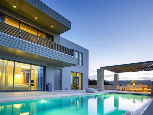 Villa Rhea in Crete