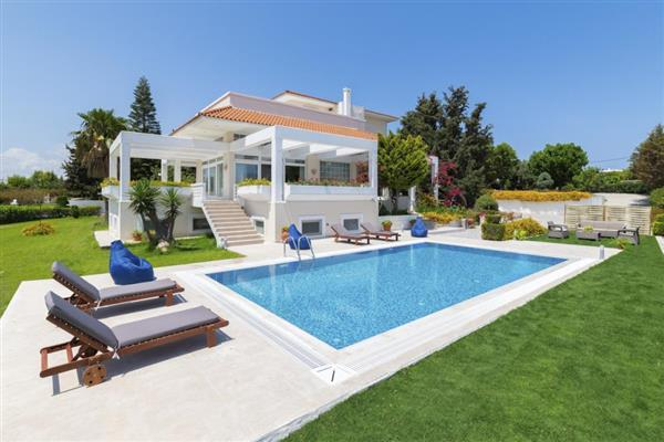 Villa Rhodes Town in Southern Aegean
