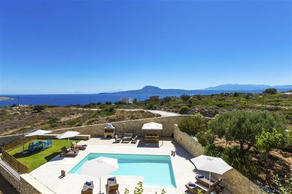 Villa Rigani in Crete