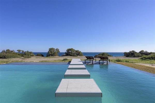 Villa Ritsos in Southern Aegean
