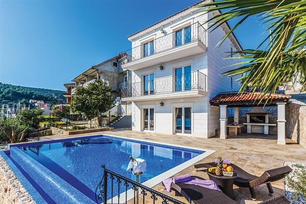 Villa Riva in Croatia
