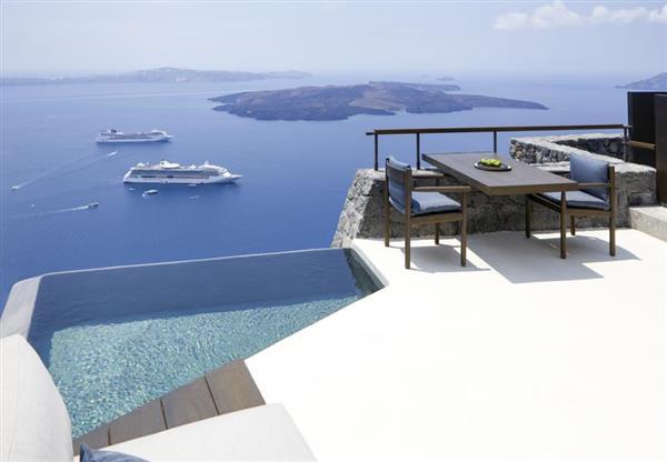Villa Ro in Southern Aegean
