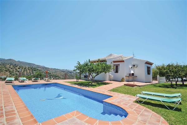 Villa Robus in Spain