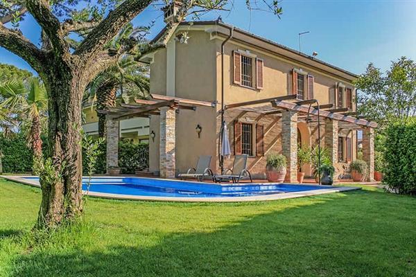 Villa Roby in Italy