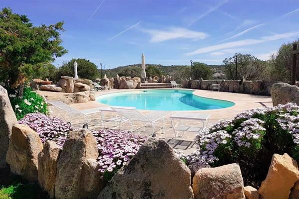 Villa Rocky Top Retreat in Sardinia