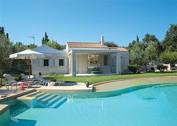 Villa Rodia in Corfu