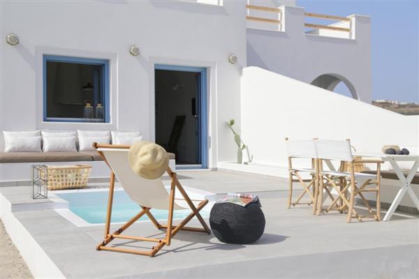 Villa Roditris in Southern Aegean