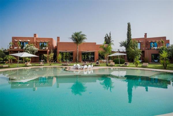 Villa Rokaya in Marrakech