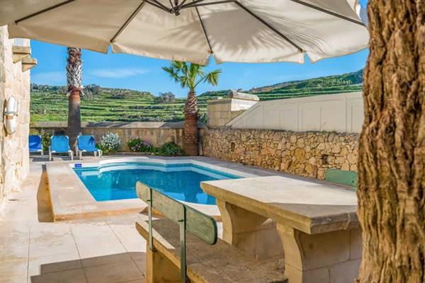 Villa Rokon in Gozo