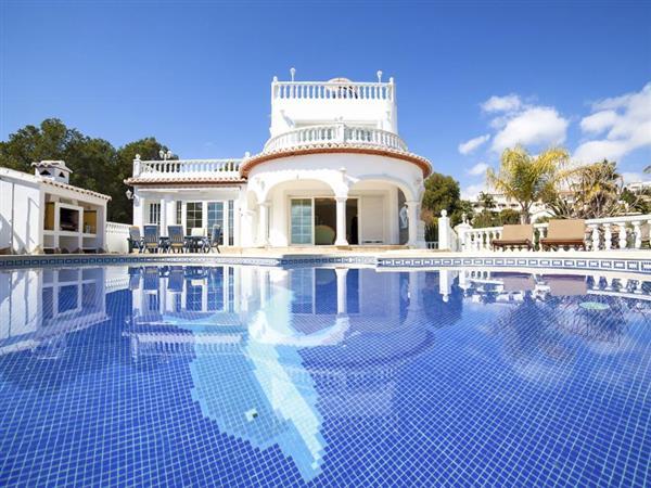 Villa Roll in Alicante