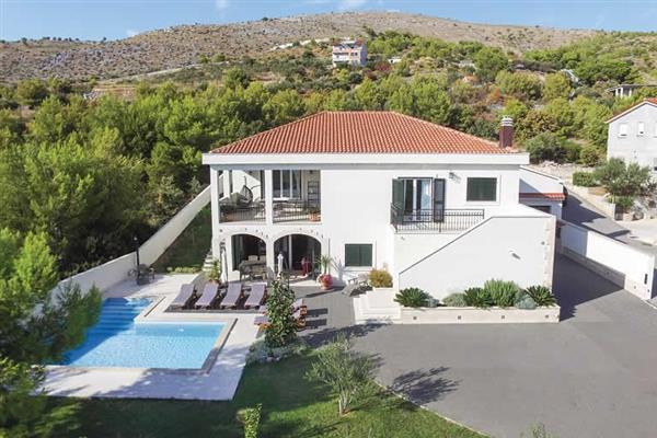Villa Romano in Croatia