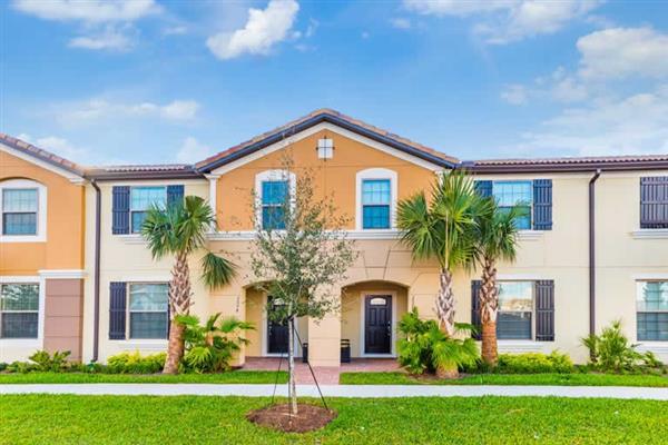 Villa Rome Drive in Florida