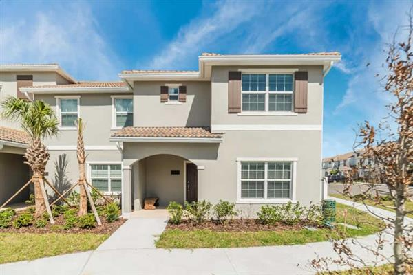 Villa Romeo, Storey Lakes, Orlando - Florida With Swimming Pool