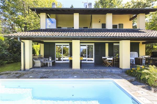 Villa Ronchetto in Provincia di Varese