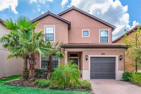 Villa Roosevelt in Florida