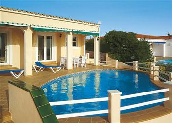 Villa Rosa in Menorca