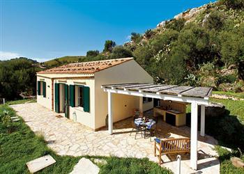 Villa Rosa dei Venti in Sicily